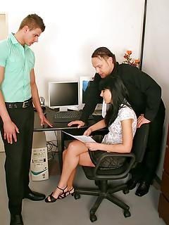 Gay Office Pics